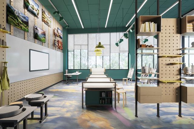Проект образовательного центра «Холст» в ЖК «Скандинавия» прошел экспертизу