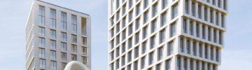 Монолитные работы в доме на 76 квартир в Хамовниках достигли последнего этажа