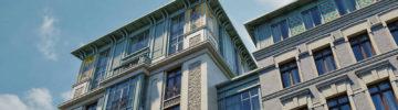 На Патриарших прудах введён в эксплуатацию клубный жилой дом