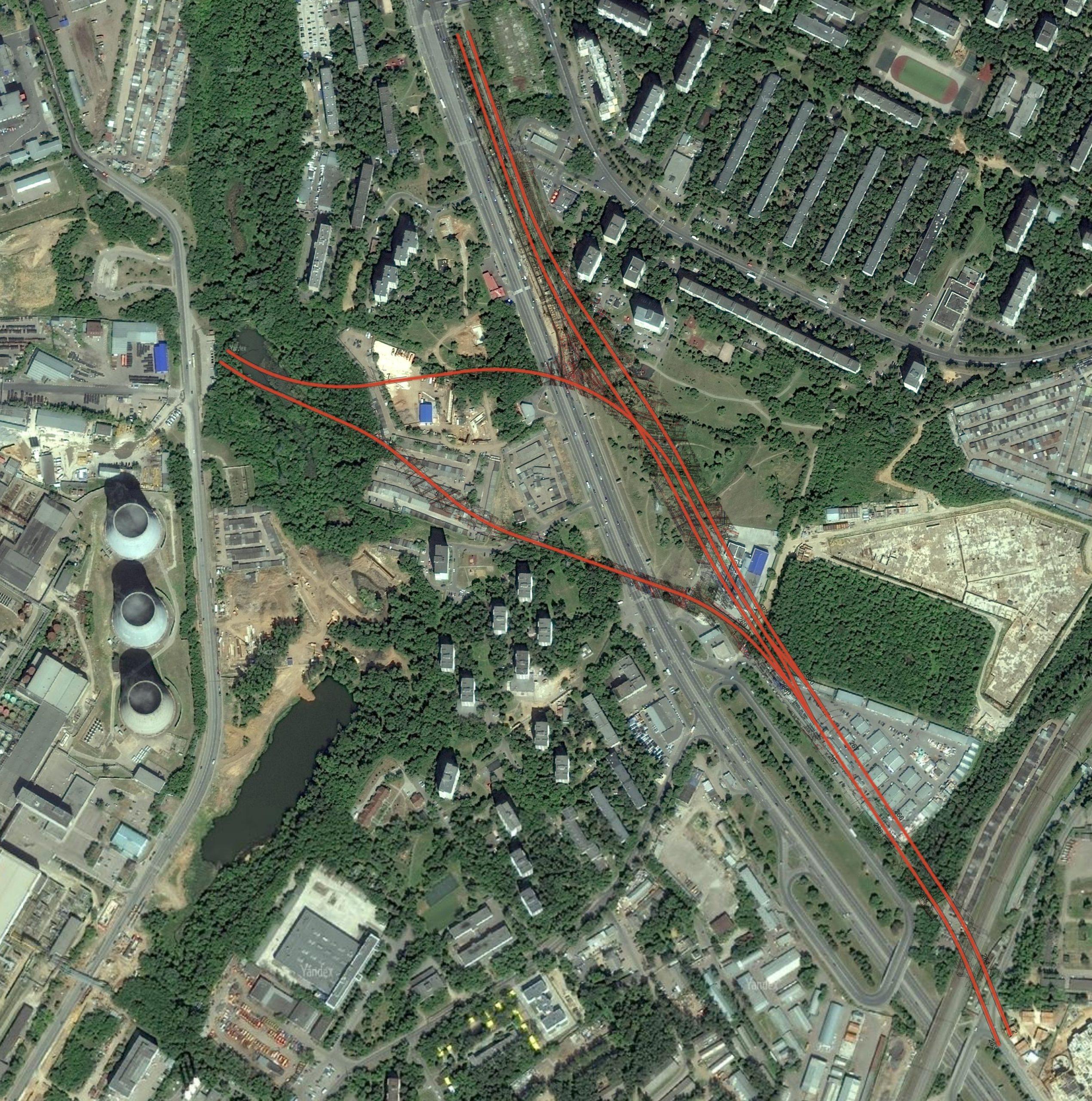 Площадь «Аминьевского» депо будет увеличена