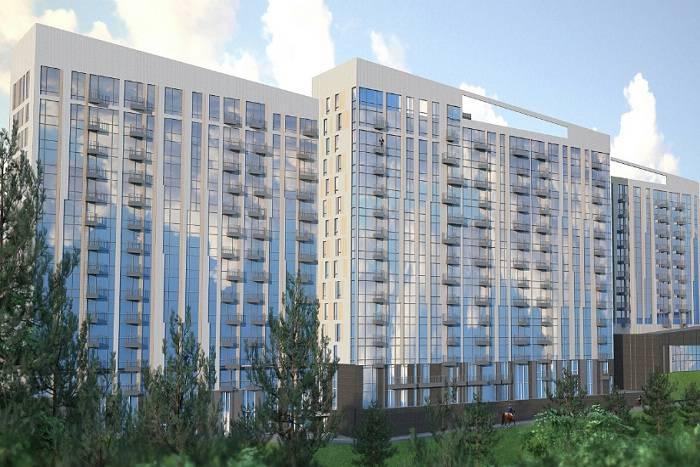 Торгово-гостиничный комплекс в ЮЗАО введен в эксплуатацию