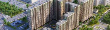 В ЖК «Настроение» восстановлены темпы строительства