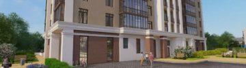Новостройку на Зеленом проспекте введут в этом году по программе реновации