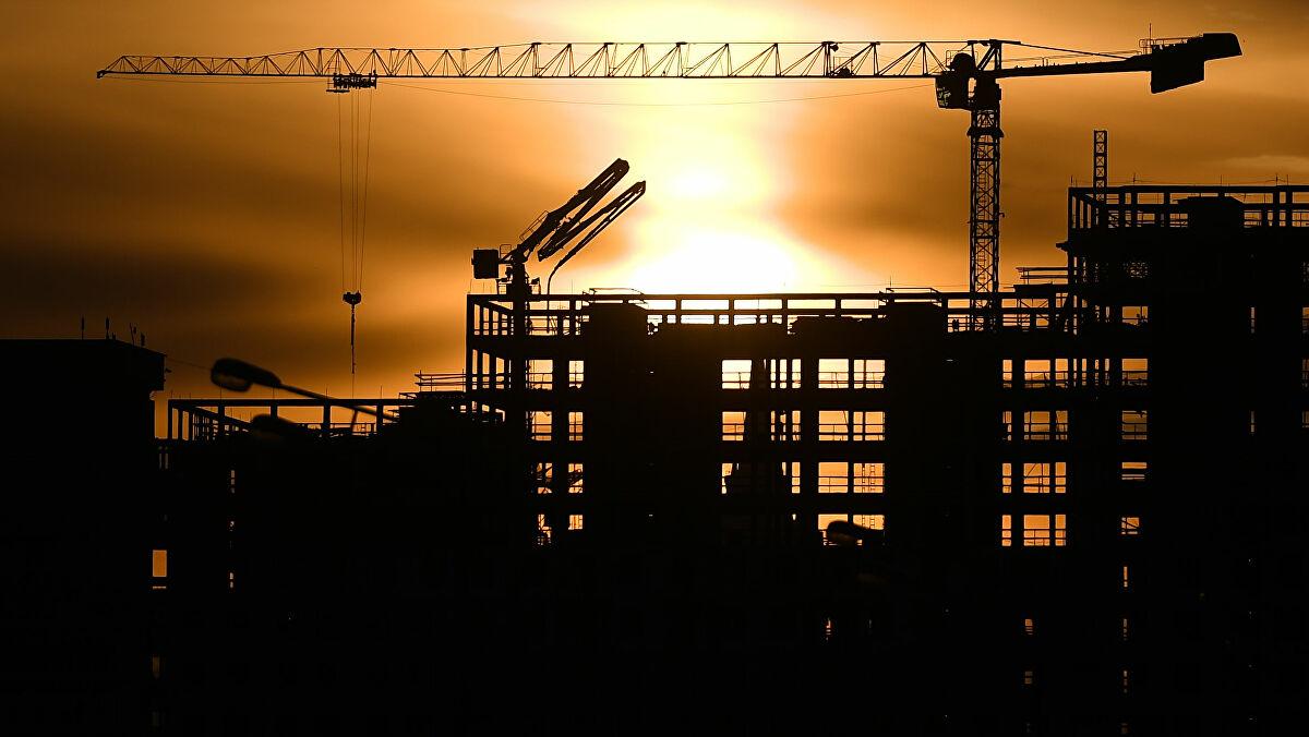 В жилом комплексе в ТиНАО на объекте будет задействовано около 420 человек