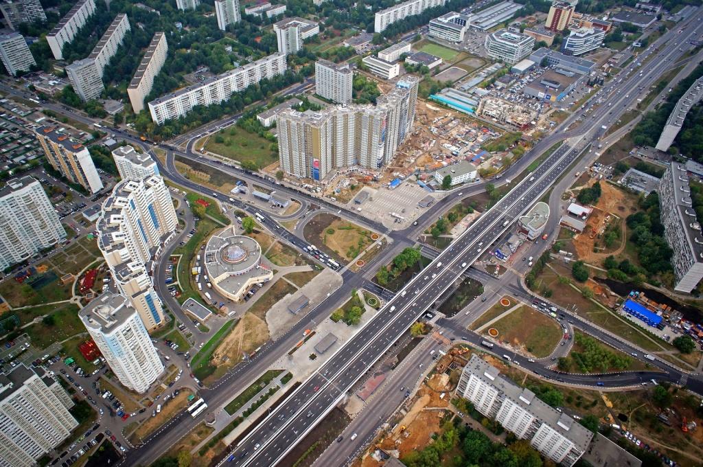На Варшавском шоссе планируют построить объект общественного питания