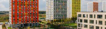 В ЖК «Бунинские луга» построены два дома на 792 семьи