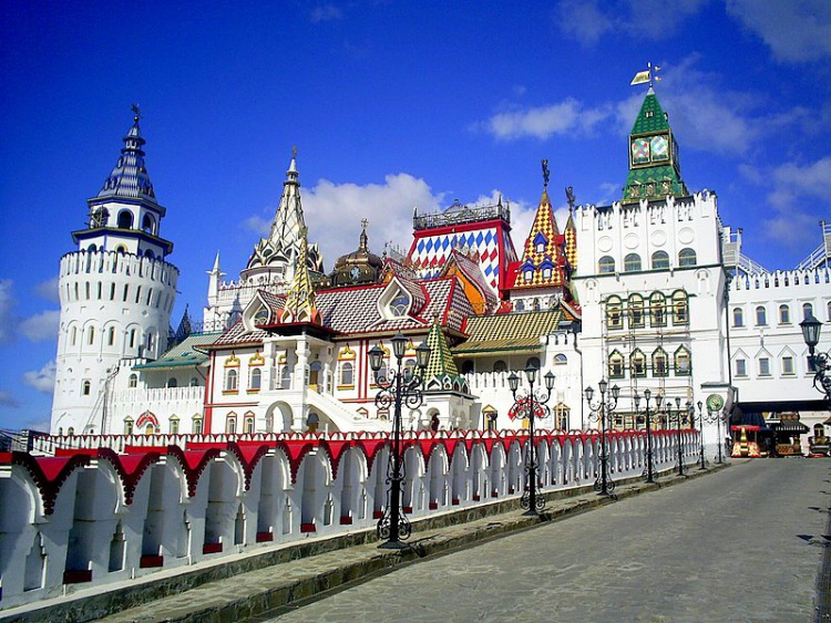 В Москве отремонтируют мост к усадьбе «Измайлово»