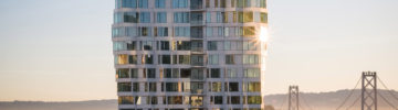 Дерзкий дизайн небоскреба: Mira Tower в Сан-Франциско