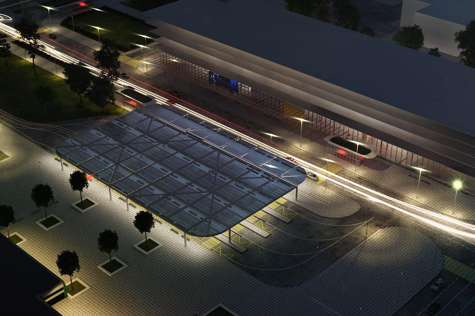 Запланирован новый выход из метро в рамках ТПУ «Домодедовская»