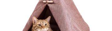 Самые милые дома... для ваших кошек