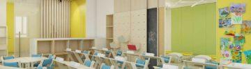 Открылся детский сад «Волшебная долина» в ЖК «Скандинавия»