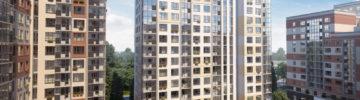 Введены в эксплуатацию первые дома во втором районе ЖК «Испанские кварталы»