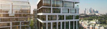 В Раменках построят 9 жилых домов в составе ЖК West Garden