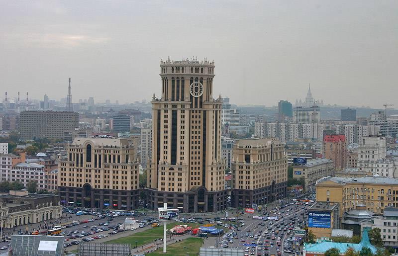 Когда откроют ТРЦ под Павелецким вокзалом?