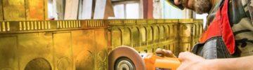 Копии восьми шлюзов из латуни украсят парк Северного речного вокзала