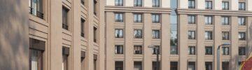 Инвестор завершил строительно-монтажные работы на корпусах 1 и 2 ЖК «Октябрьское поле»