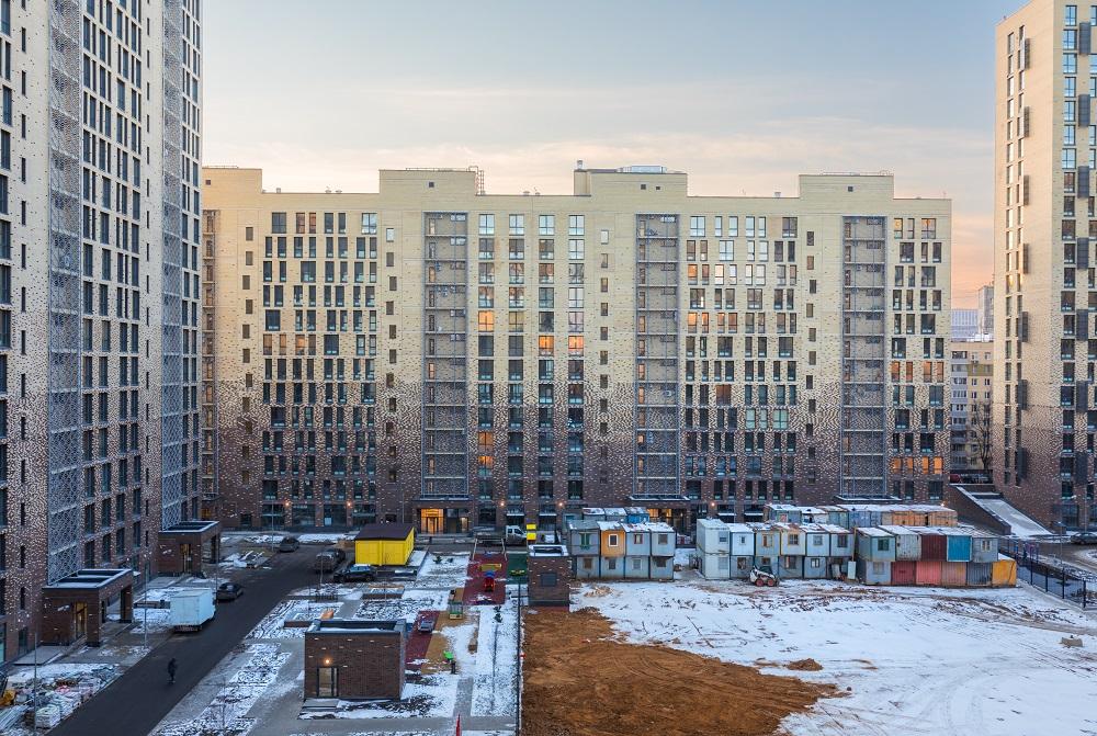 В ЖК «Хорошевский» завершено строительство школы на 550 мест