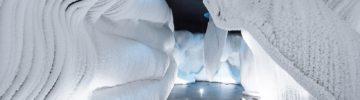 На поддержку Ледяной пещеры в Зарядье потратят 2 млн рублей