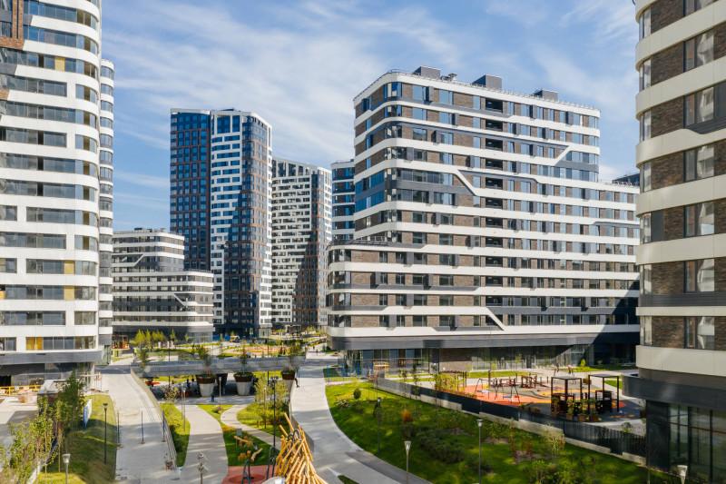 В ЖК на юго-востоке Москвы стартует строительство нового корпуса со встроенным детским садом