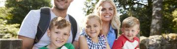 Многодетные семьи Подмосковья в августе получили земельные участки