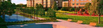 Первые шесть домов проблемного ЖК «Марьино Град» введены в эксплуатацию