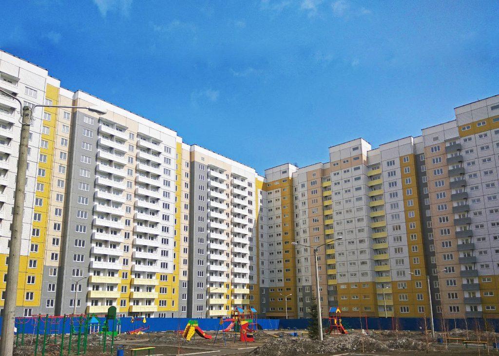 Банк ДОМ.РФ профинансирует строительство ЖК «Нанжуль-Солнечный» в Красноярске