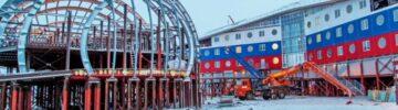 Сталь для Севера: быстровозводимые металлоконструкции откроют России дорогу в Арктику