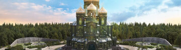 Началась активная фаза строительства главного спортивного храма России