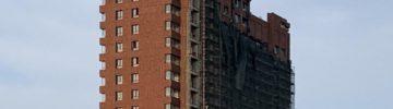 Более 100 человек строят в ТиНАО компенсационный дом для обманутых дольщиков