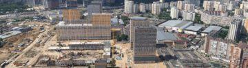 Более 20 новыхежилых объектов построят в Подмосковье