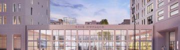 Два новых детских сада и поликлиника появятся в новом современном квартале в Южном Тушино