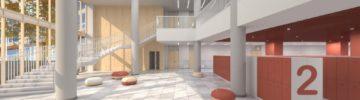 ГК «А101» получила разрешение на строительство школы «Энергия» на 1325 мест