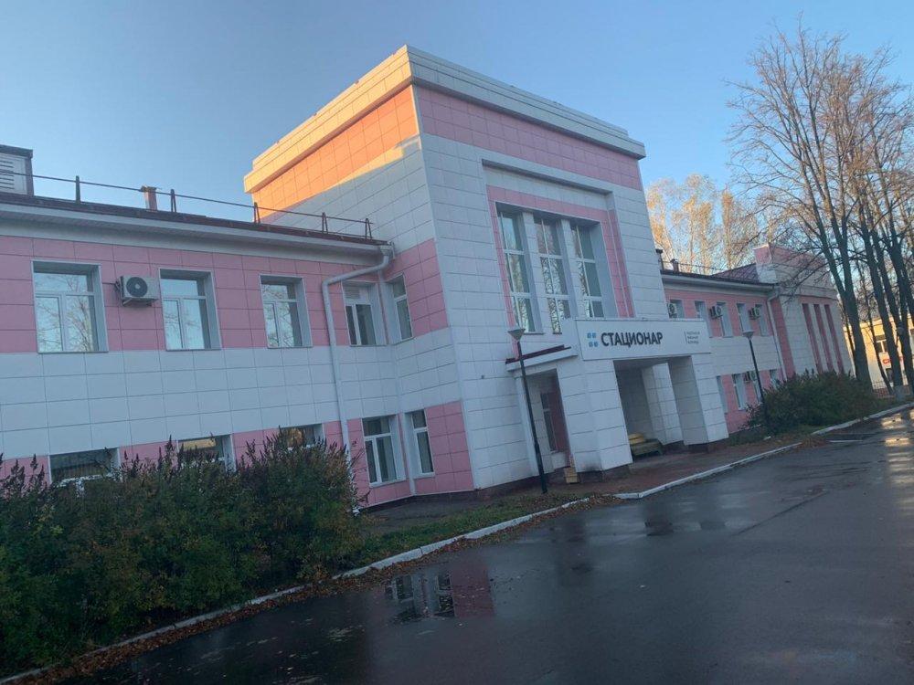 Инфекционный центр откроется на Базе отдыха «Лесные поляны» в Щелково