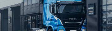IVECO Capital предлагает особо выгодные условия при покупке в лизинг газовых тягачей IVECO Stralis NP до 31 декабря 2020 года