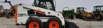 Компания Bobcat представила новое поколение экскаваторов-погрузчиков Bobcat B730 серии R