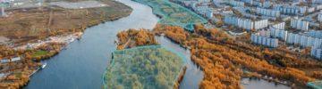 Конкурс на развитие набережной в Строгино: заявки подали 96 компаний из 11 стран