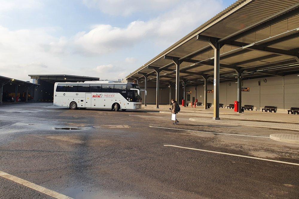 Мэр столицы открыл реконструированный автовокзал «Центральный»
