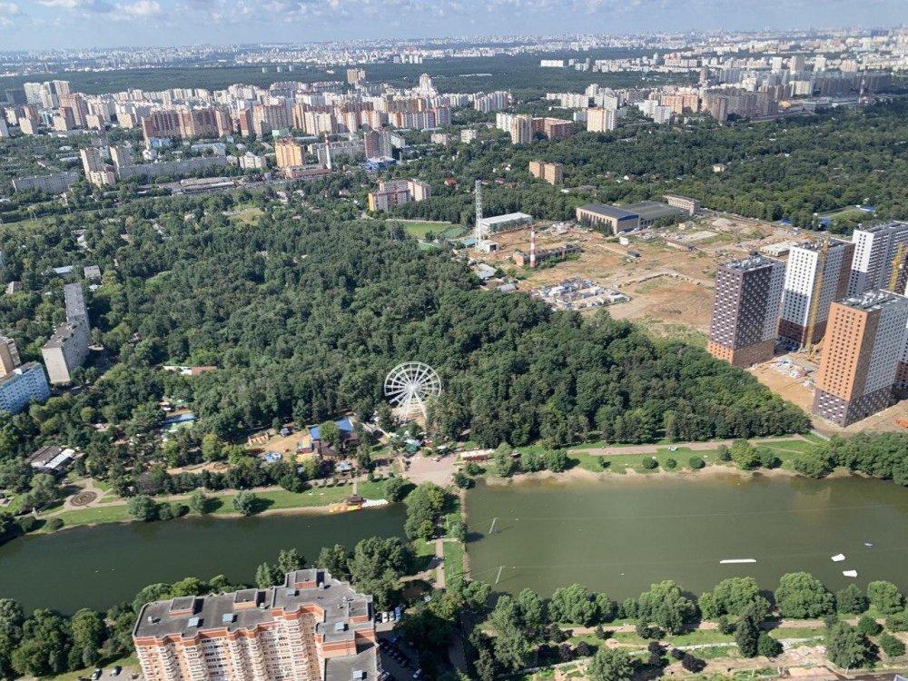 Минстрой: сентябрь показал лучший ввод жилья за 2020 год