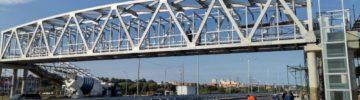 На 30% сократятся сроки возведения мостов с применением сплавов алюминия