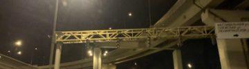 На развязке МКАД-Волоколамское шоссе закончена укладка асфальта