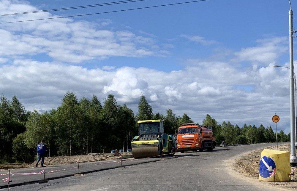 На участке трассы М-10 «Россия» пройдет капитальный ремонт