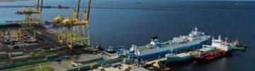 «Новотранс» начал отправку навалочных грузов через паромную линию Усть-Луга - Балтийск