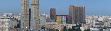 Офисы в Москве оптимизируют на 30% из-за второй волны COVID-19