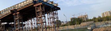 Пять путепроводов через ж/д пути возведут на Юго-Восточной хорде