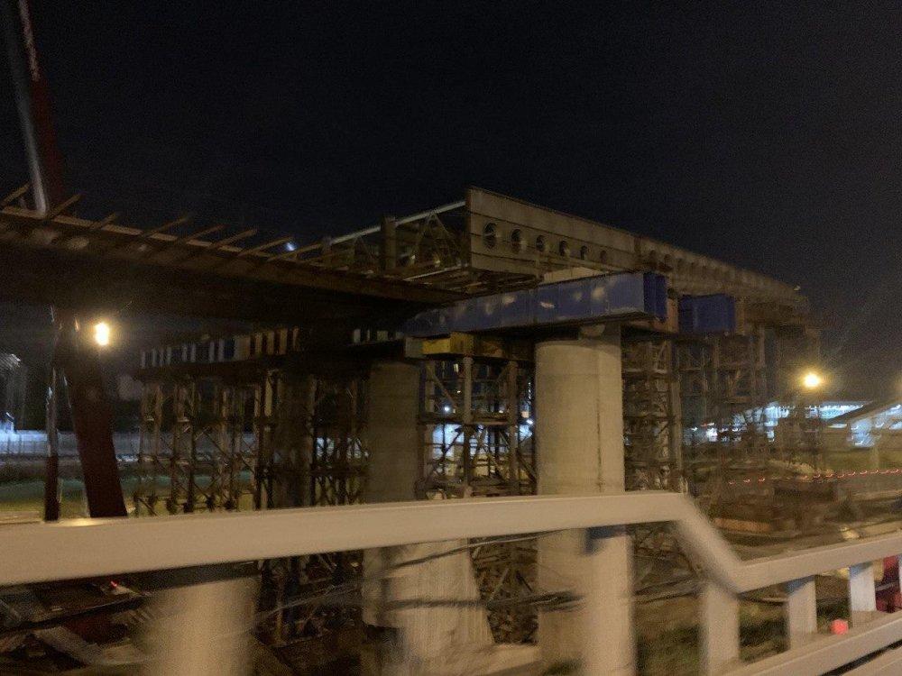 Реконструкцию Дмитровского путепровода завершат к марту 2023 года