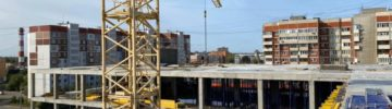 Школу на 825 мест в Серпухове введут в строй к следующему учебному году