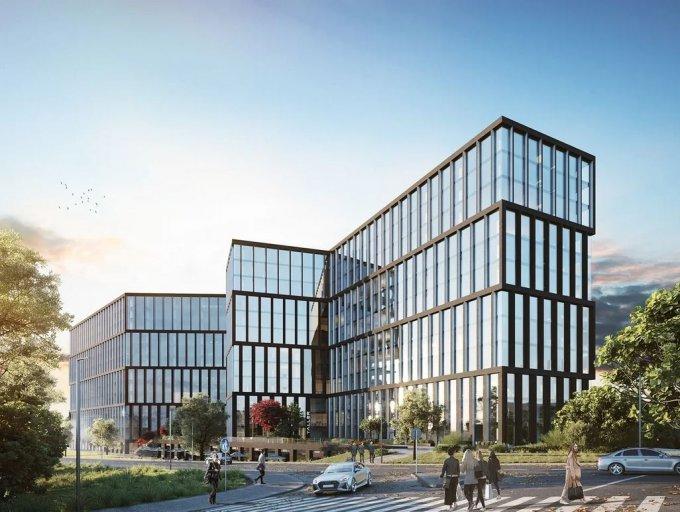 Столичный девелопер Coldy представил концепцию нового офисного кластера TALLER