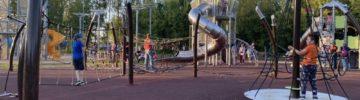 Три детских сада и две школы построят в районе Нагорный при реновации