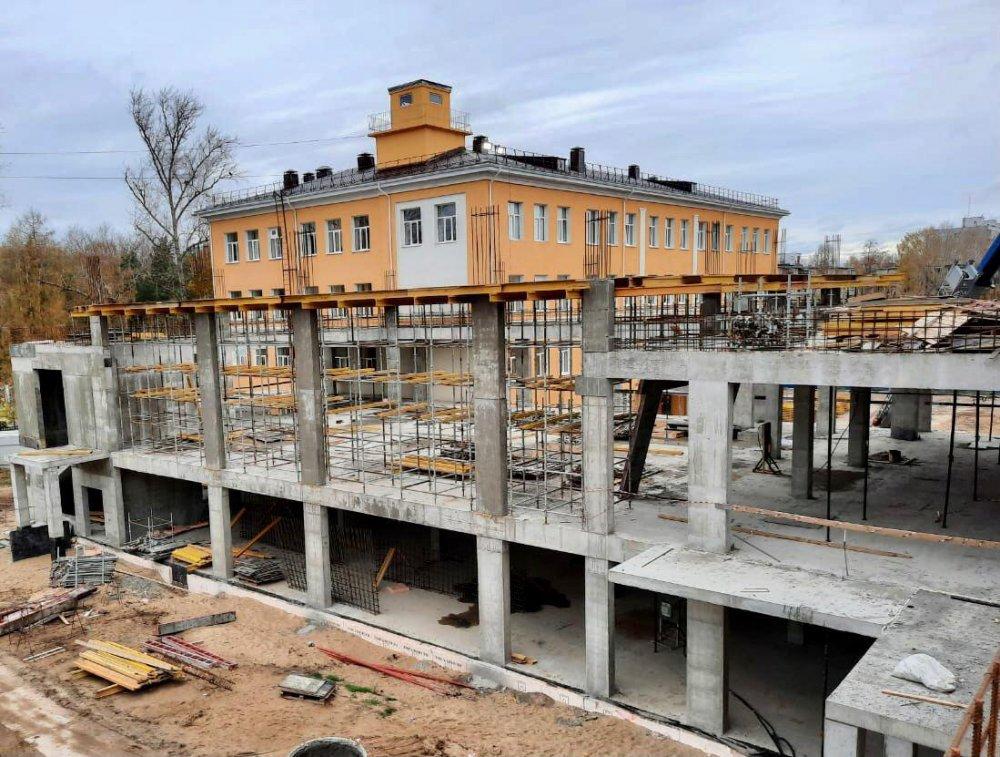 В Коломне к 1 сентября 2021 года откроют новый корпус гимназии №2 «Квантор»