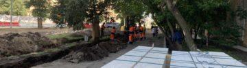 В Подмосковье завершили благоустройство в 450-ти дворах